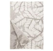 VERSO Wollen Plaid – Beige - 130x180
