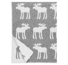 HIRVI - Одеяло из шерсти - 130x180