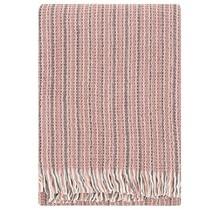 KAARNA - Wool Blanket - Pink - 130x170