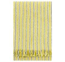 KAARNA - Wool Blanket - Gelb - 130x170