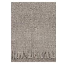 CORONA UNI - Wool Blanket - Beige -130x170