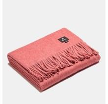 ALPAKA, Классика, Плед из шерсти альпака - Розовый - 150x200