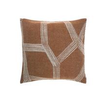 HIMMELI - Cushion - Terracotta - 50x50