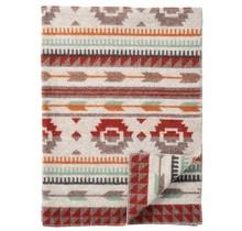 ARROW - Wool Plaid - Multi - 130x180