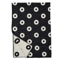 RINGS - Wool Plaid - Black - 130x180