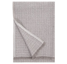 KOLI - Wool Plaid - Beige White - 150x170