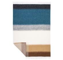 LON - Woolen Blanket - 130x180 - Multicolor