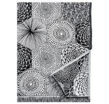 RUUT - Tablecloth/summerblanket  - Black/White - 140x240