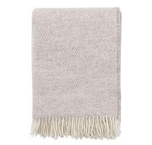 STELLA - Wool Plaid - Beige - 130x200