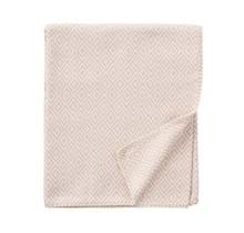 STELLA - Хлопковый плед - Розовый - 140x180
