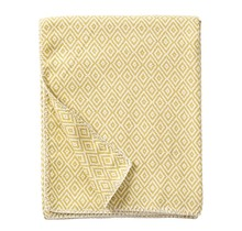 STELLA - Cotton Plaid - Yellow - 140x180