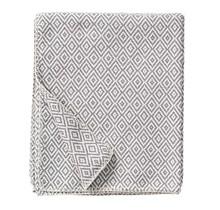 STELLA - Cotton Plaid - Grey - 140x180