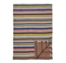MIAMI - Katoenen Plaid - Multi-kleuren - 130x170