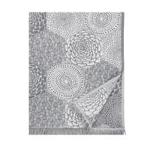 RUUT - Скатерть / летнее одеяло - Серый / Белый - 140x240