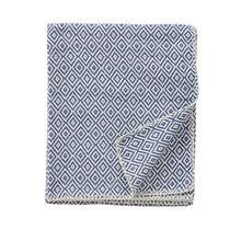 STELLA - Cotton Plaid - Blue - 140x180