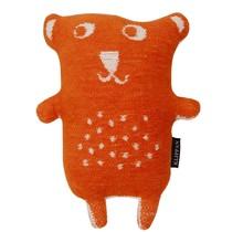 LITTLE BEAR, katoen - Oranje - 29cm hoog