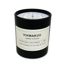DÜÜN - VIHMAKUU - Октябрь - Ароматическая свеча - 240 г