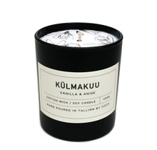 DÜÜN - KÜLMAKUU - Ноябрь - Ароматическая свеча - 240 г - Время горения 60 часов