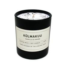 DÜÜN - KÜLMAKUU - Novembre - Bougie parfumée - 240g - Durée de combustion 60 heures