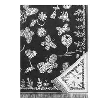 AAMOS - Скатерть/летнее одеяло - чернить - 140x240