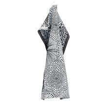 RUUT - Kitchen Towel - Black/White - 48x70