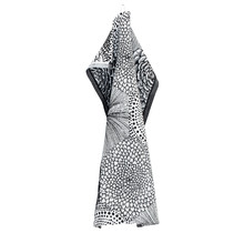 RUUT - Полотенце кухонное - чернить/белый - 48x70