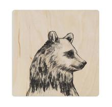 Miiko - OTSO - Coaster Bear - birchwood - 10x10