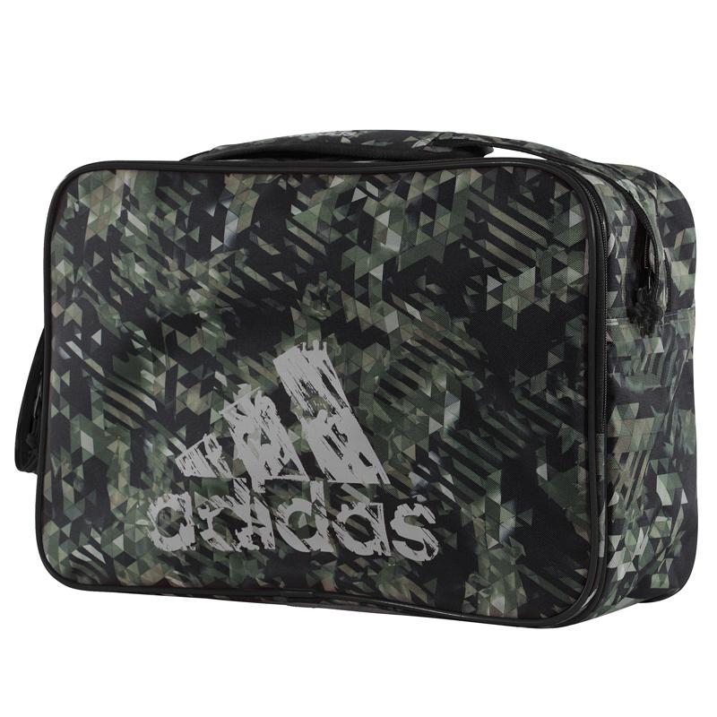 Adidas adidas Sport Schoudertas Camo/Zilver Large