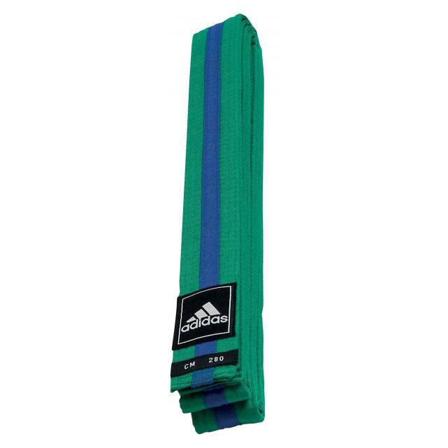 Adidas adidas Taekwondo Poomsae Band Groen/Blauw