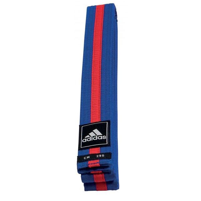 Adidas adidas Taekwondo Poomsae Band Blauw/Rood