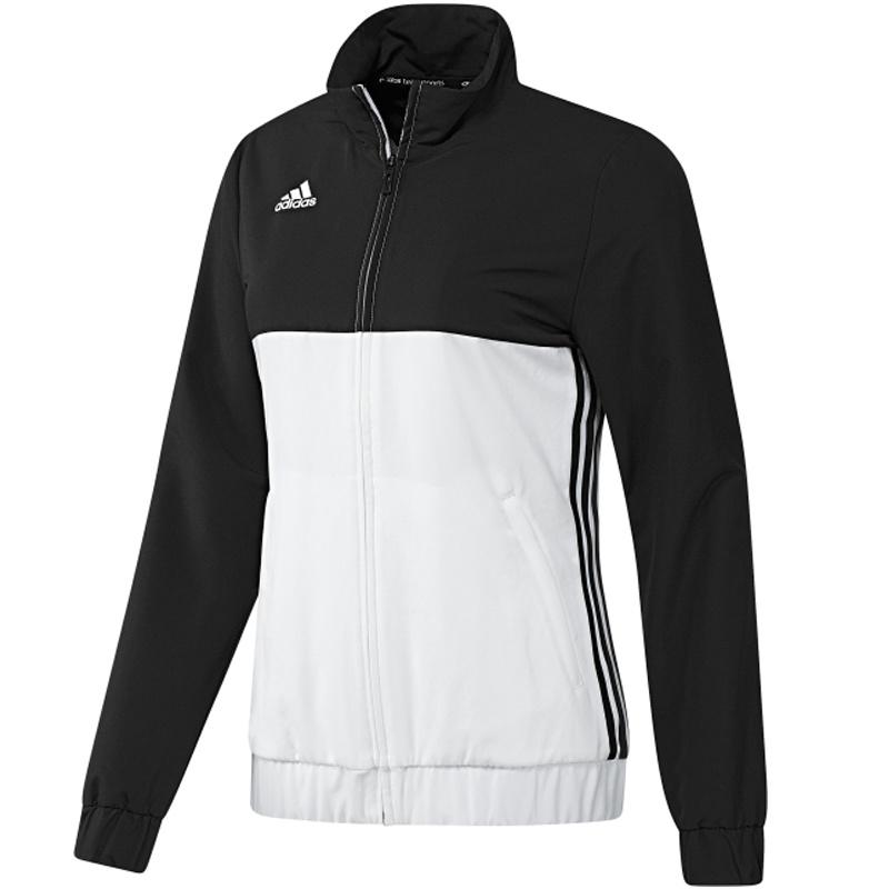 Adidas adidas T16 Team jack Women Zwart/Wit Medium