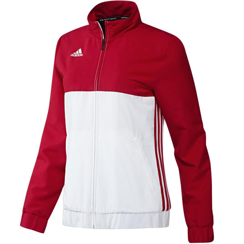 Adidas adidas T16 Team jack Women Rood/Wit Medium