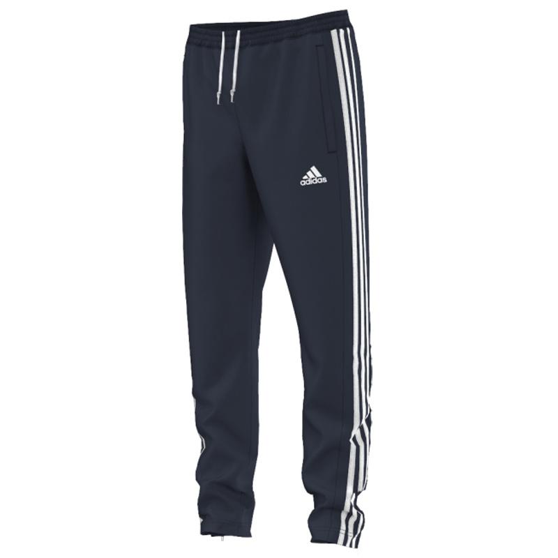 Adidas adidas T16 Team Joggingbroek Youth Blauw 164