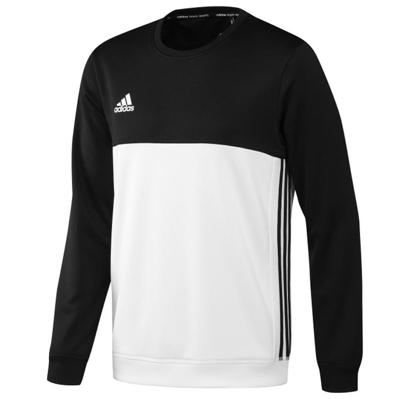 Adidas adidas T16 Crew Sweater Men Zwart L