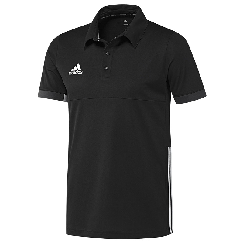 Adidas adidas T16 Team Polo Men Zwart maat XL