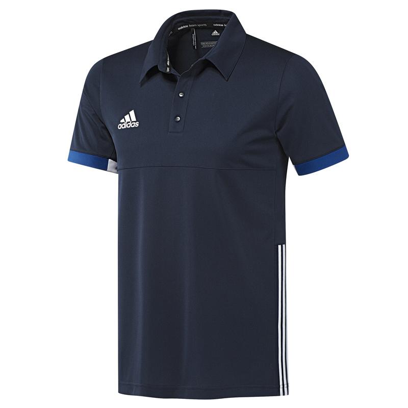 Adidas adidas T16 Team Polo Men Blauw maat XS