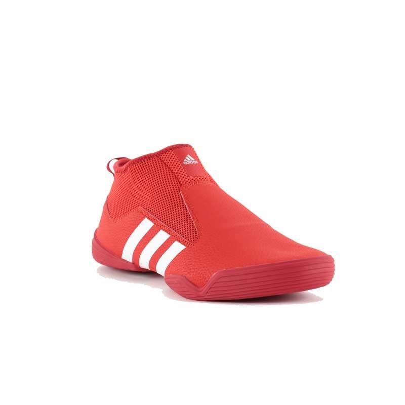 Adidas adidas Taekwondo Schoenen The Conestant Rood/Wit