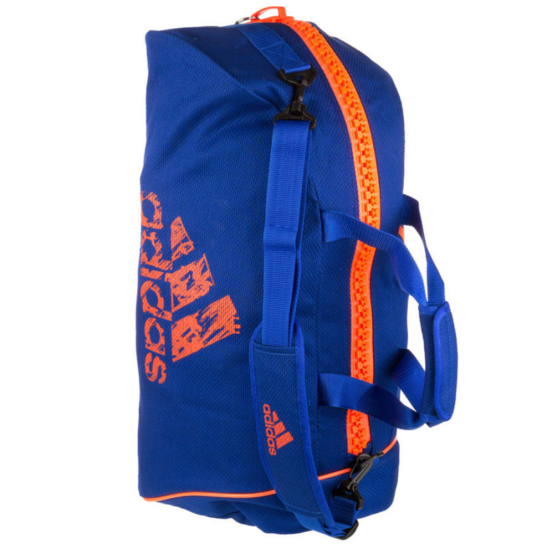Adidas adidas Super Sporttas Blauw/Oranje Medium