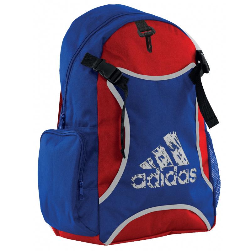 Adidas adidas TKD Rugzak Blauw/Rood