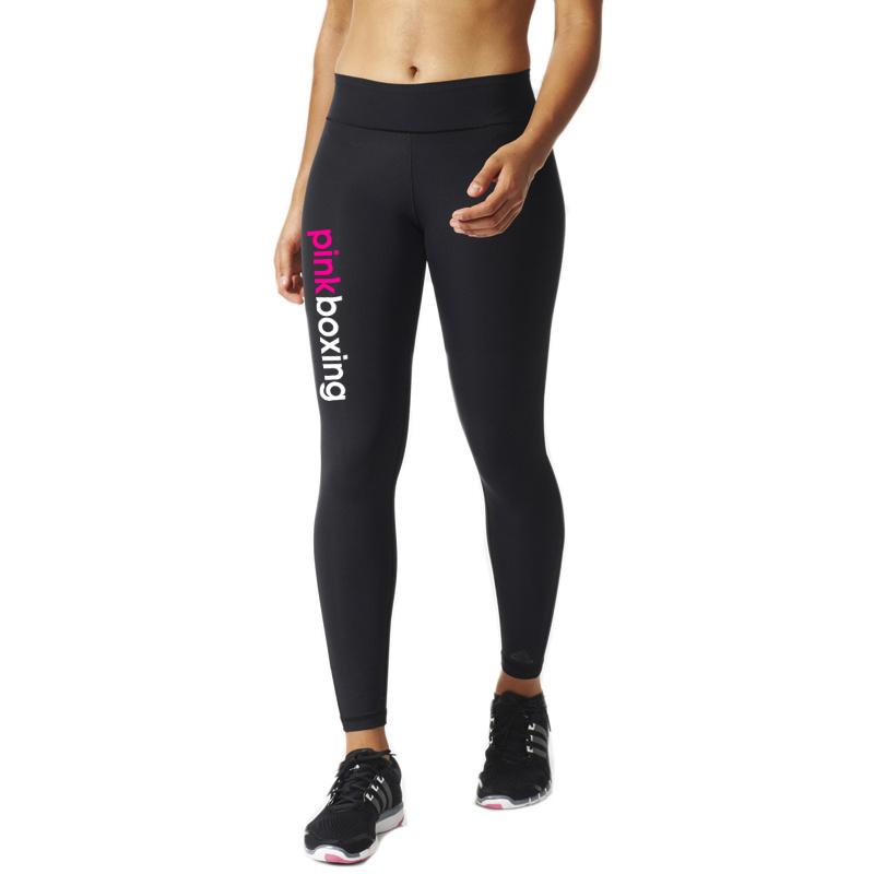 Adidas adidas Ultimate Fit Lange Legging Pink Boxing Small