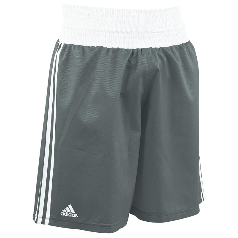 Adidas adidas Amateur Boxing Short Lightweight Zwart/Wit