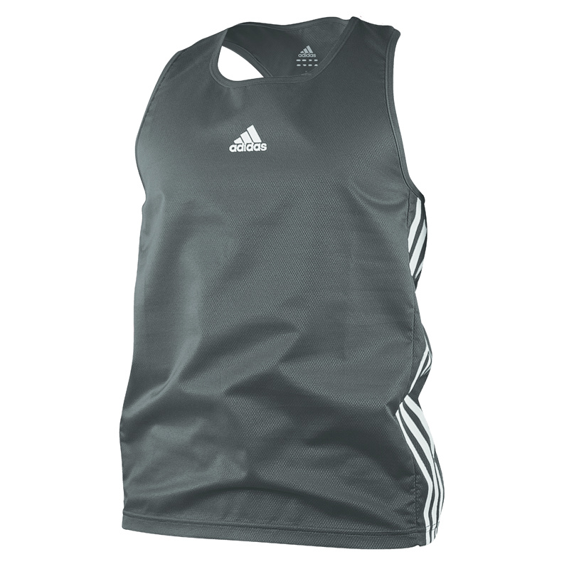 Adidas adidas Amateur Boxing Tank Lightweight Zwart/Wit