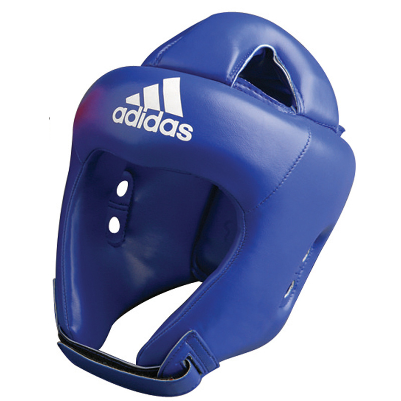 Adidas adidas Rookie hoofdbeschermer Blauw