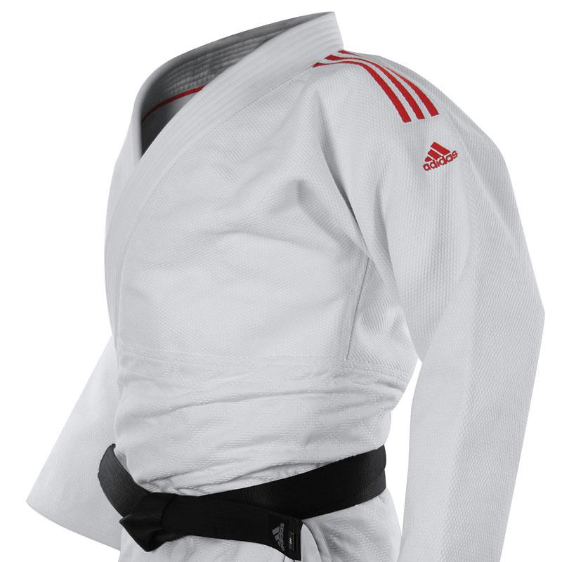 Adidas adidas Judopak J991 Limited Edition Wit/Rood