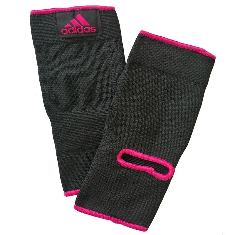 Adidas adidas Enkelbeschermer Zwart/Roze