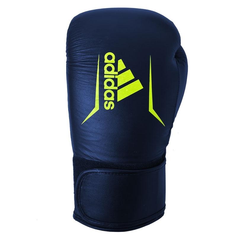 Adidas adidas Speed 175 (Kick)Bokshandschoenen Blauw/Geel