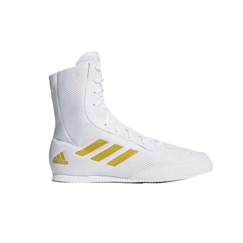 Adidas adidas Boksschoenen Box-Hog Plus Wit/Goud