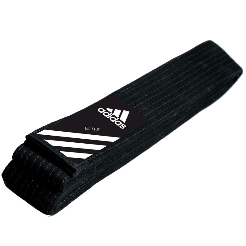 Adidas adidas Judoband Elite 45 mm Zwart