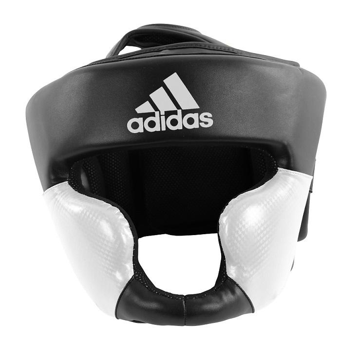 Adidas adidas Response Hoofdbeschermer 2.0 Zwart/Wit