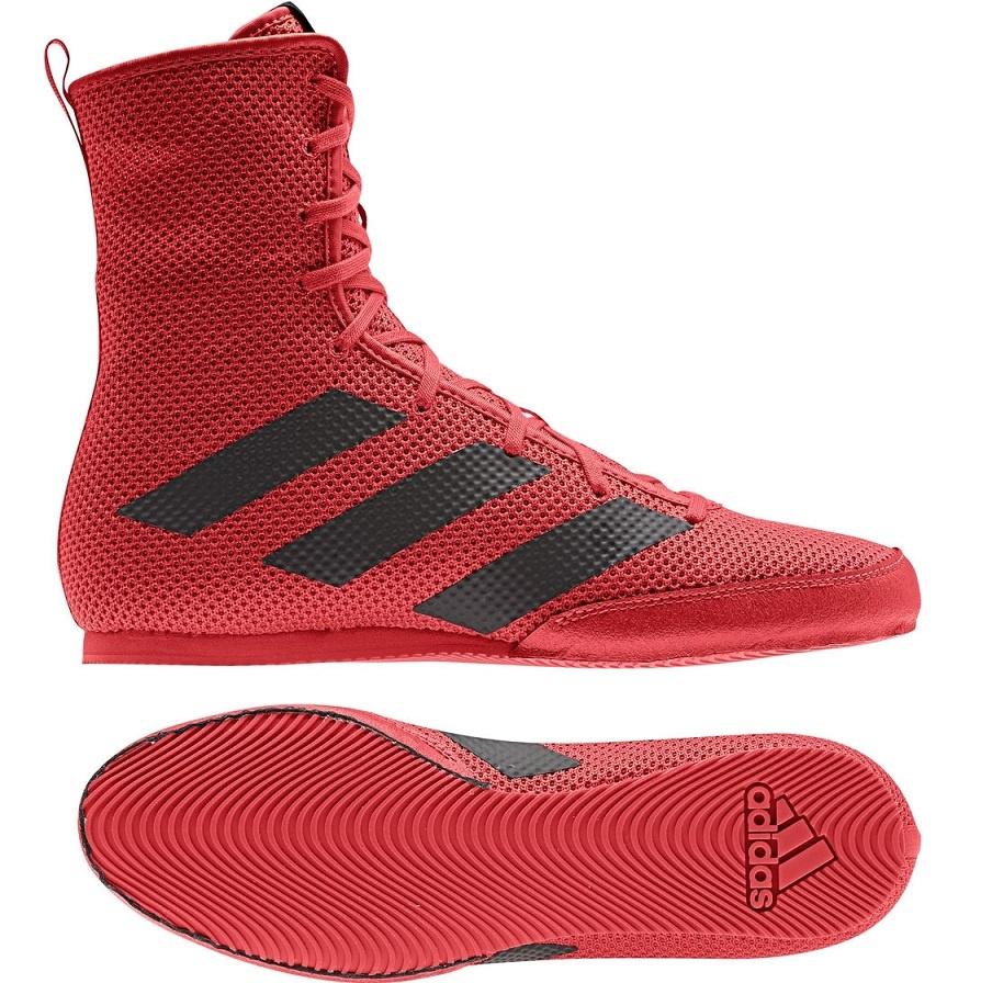 Adidas adidas Boksschoenen Box-Hog 3 Rood